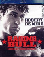 RAGING BULL BLU RAY Movie - De Niro- Brand New & Sealed (HMV-092/HMV-13)