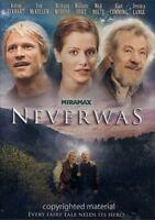 Neverwas (DVD, 2007) Nick Nolte, Ian McKellen, William Hurt, Jessica Lange