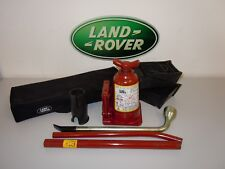 Discovery 2 - Bottle Jack and Full Tool Kit - Fully Tested 100% - VGC