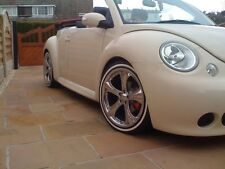 VW New Beetle Votex  VOLKSWAGEN SIDE SKIRTS SIDESKIRTS rockers (1998 - 2005)