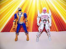 Power Rangers Samurai Lot Evil Deker + Gold Ranger Bandai RARE SHIPS FAST !