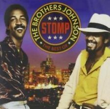 The Brothers Johnson - Stomp: The Very Best Of (NEW 2CD)