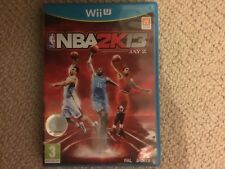 NBA 2K13 (Nintendo Wii, 2012)