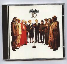 "STRANGLERS "" 10 "" EUROPE ORIG CD EPIC 466483 2 (1990) MINT"
