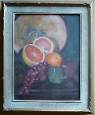 KATHERINE COLLANI, LISTED CALIFORNIA ART CLUB, MODERNISM COLORIST VINTAGE OIL CA