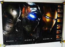 IRON MAN 20X13½ ORIG MINI MOVIE POSTER ROBERT DOWNEY MARVEL IRONMAN (2008)