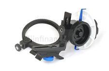 quick release clamp DSLR Follow Focus FF for 15mm rod RIG 60D 600D 5D2 GH2 D7000