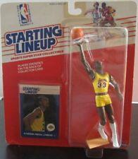 1988 88 Kenner Starting Lineup Kareem Abdul-Jabbar Los Angeles Lakers HOF Rookie