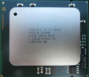 SLC3Q - INTEL XEON 8 CORE CPU E7-4830 24M CACHE - 2.13 GHZ - 6.40 GT/S