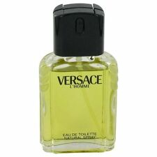 VERSACE L'HOMME * Cologne for Men * 3.3 / 3.4 oz * BRAND NEW TESTER