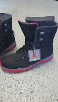 Nike Air Jordan Future Boot Black Red Mens Sneaker Boots  Sz 12 (854554-001)
