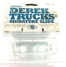 Dunlop Derek Trucks Signature Slide Heavy Wall Large Tempered Glass