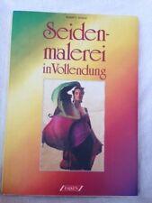 Seidenmalerei in Vollendung, Rudolf G. Smend, FALKEN Verlag, neuwertig
