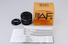 [NEAR MINT in Box] Nikon AF NIKKOR 35mm f/2 D SLR Wide Angle Lens from Japan
