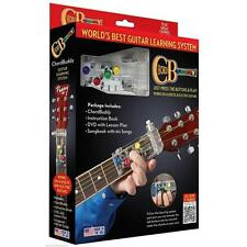 CHORD BUDDY GUITAR LEARNING SYSTEM - CHORD BUDDY SYSTEM 139936