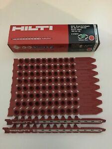HILTI Cartridges 6.8/11 M10 SHORT Cal.27 Gun DX450,DX460 DX5 100 PK PICK COLOUR