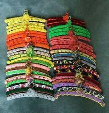 Lot of 10 Vintage Crocheted Hangers