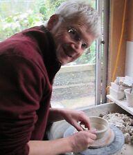Stoneware Tall Tea Coffee Mug - Autumn AO Handmade Steve Woodhead Ceramics
