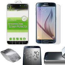 REAL TEMPERED GLASS FILM LCD SCREEN PROTECTOR FOR SAMSUNG GALAXY S6
