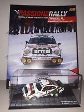 PORSCHE 911 SC RALLY MONTE-CARLO 1980 CON FASCICOLO SCALA 1:43