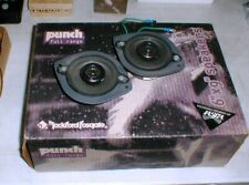 "Set-4  Rockford Fosgate PUNCH 6x9 RFP-1469 and 3.5"" Full Range SPEAKERS in Box"