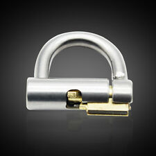 Male Luxury Titanium Chastity Device PA lock A294-1