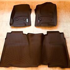 black floor weather mat grand guard for cherokee floorliner jeep mats weathertech