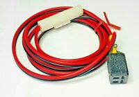 CEA-4P-DC#4-20A 13.6 VDC 4-pin Power Cord for Heath, Kenwood & Yaesu Ham Radios
