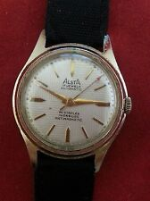 ALSTA INCABLOC AUTOMATIC VINTAGE WRIST WATCH 17 JEWELS SWISS MADE ANTIMAGNETIC
