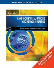 Hands-on Ethical Hacking and Network Defense by SIMPSON