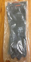 SHOWA BEST 558 Size 9, Large, 18 INCH RUBBER LATEX GLOVES, 40 MILS 1 PAIR