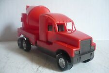 Mexican Mixer Truck - Plastic toy Car - Made in Mexico - Bootleg