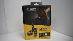 Dogtra iQMini iQ Mini Remote Waterproof Dog Training Collar for Smaller Dogs