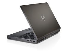 Dell Precision M4800 Core i7 Quad Core 2.70GHZ 16GB 256GB SSD Win 10 Pro