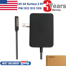 For Microsoft Surface RT Charger 1512 24W 12V 2A AC RT 1,2 & pro Power Adapter