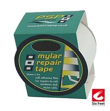 Monofilmtape (5cmx300cm) - Reparatur Tape - Monofilm Segel Windsurfen  Surfen
