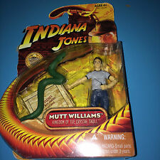 Action figure Mutt Williams da Indiana Jones IV