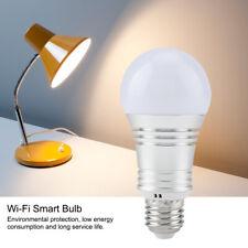 11W E27 Smart WiFi RGBW LED Ampoule Lampe APP Pour Echo Alexa Google Home FR