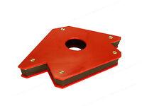 Starker Magnet Winkelmagnet Schweißerwinkel Klein Mini 45/90/135 °  12,5kg Hand