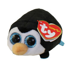 Ty Beanie Boos - Teeny Tys Stackable Plush - Pocket the Penguin (4 inch) - New
