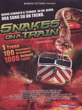 Snakes On A Train (2006) DVD