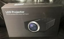 """LED Projector 120"""" Home - New In Unopened Pkg- 30000 Hours - Deeplee"""