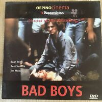 BAD BOYS Sean Penn Reni Santoni Jim Moody Esai Morales Eric Gurry R2 DVD