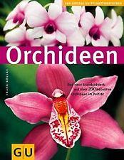 Orchideen (GU Pflanzenratgeber) von Röllke,  Frank | Buch | Zustand sehr gut