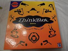 """Thinkblot Game - """"What Can You Spot in a Blot"""""""