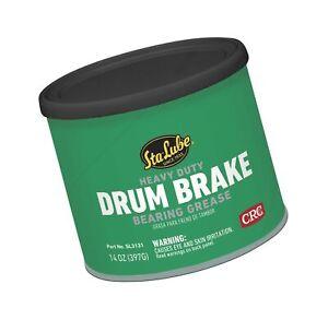 Sta-Lube SL3131 Heavy Duty Drum Brake Wheel Bearing Grease - 14 wt. oz.