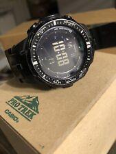 Casio Protrek Prw-3000 Black Solar Powered Watch