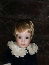 More details for haunted porcelain doll vessel morris positive energy