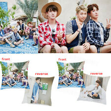 Kpop BTS Taies d'oreiller Oreiller Set IN DUBAI Pillow Case Bangtan Boys Bolster