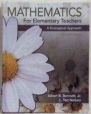 MATHEMATICS FOR ELEMENTARY TEACHERS: A CONCEPTUAL APPROACH - 7TH ED - 2007 - BEN